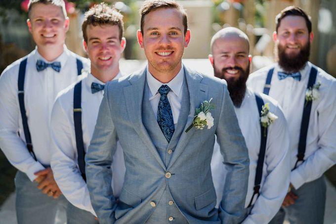 Oshiel & Patrick Wedding Preparation by White Roses Planner - 018