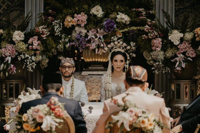 Denita & Fahmi Wedding by AKSA Creative - 018