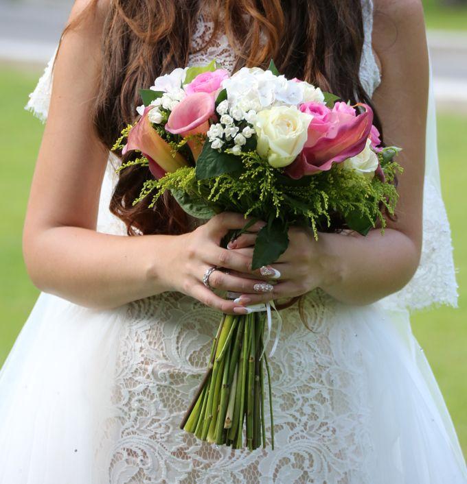 Tatyana & Vladimir Kazakh Wedding in Antalya by Wedding City Antalya - 018