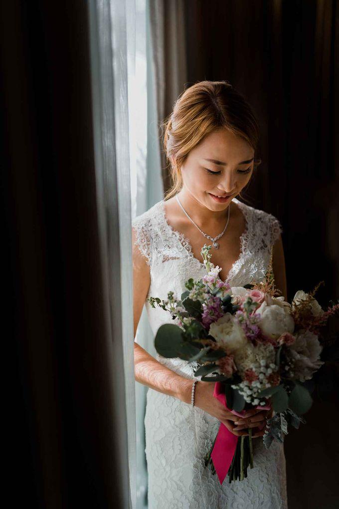 Oshiel & Patrick Wedding Preparation by White Roses Planner - 019