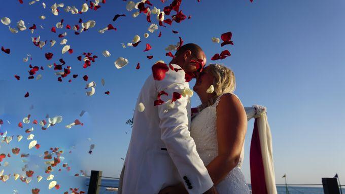 Wedding by the sea in Antalya -Lucy & Daniel- by Wedding City Antalya - 017