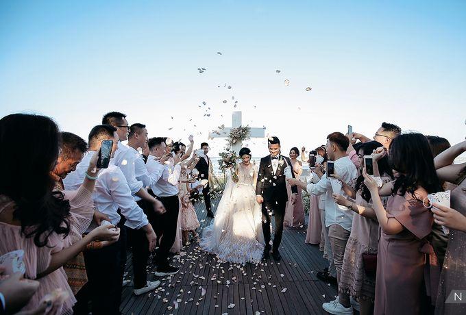 Jason & Brigitta Wedding by Majestic Events - 019