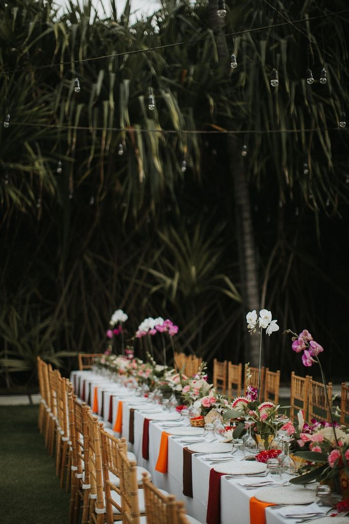 Nagisa Bali Wedding for Sacha & Ana by Nagisa Bali - 018