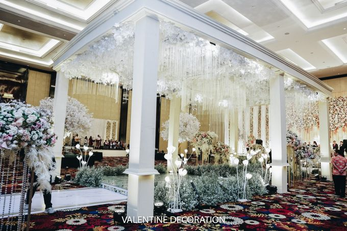 Ary & Dita  Wedding Decoration by MY MUSE BY YOFI - 018