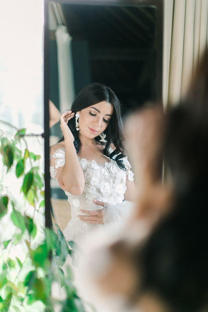 Real Wedding featured in Wedding Magazine Style me Pretty by Hari Indah Wedding Planning & Design - 002