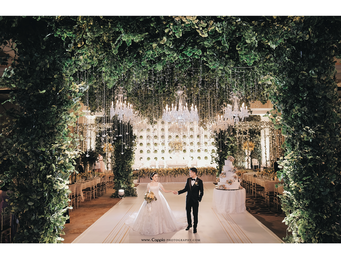 The Wedding of John and Jesslyn by Cappio Photography - 017