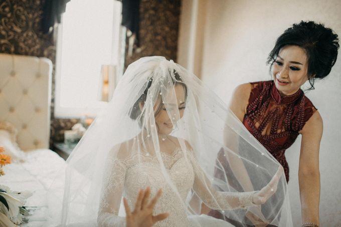 HENDRA & JENNY WEDDING by DHIKA by MA Fotografia - 018