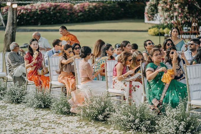 Nagisa Bali Wedding for Neel & Davina by Nagisa Bali - 018