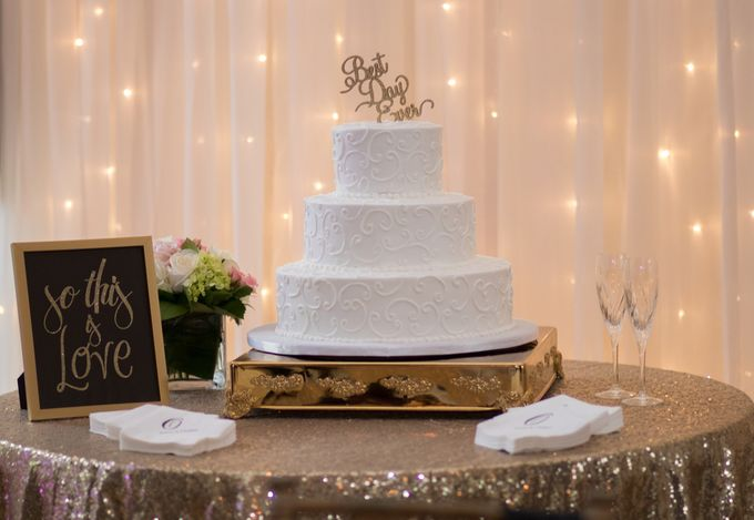 Wedding Cakes by CUPCAKES COMPANY - 005