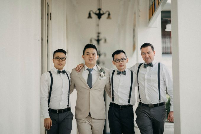 DAVID & FELICIA WEDDING by DHIKA by MA Fotografia - 018