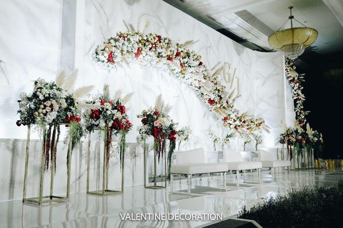 Glenn & Jesslyn Wedding Decoration by Valentine Wedding Decoration - 018
