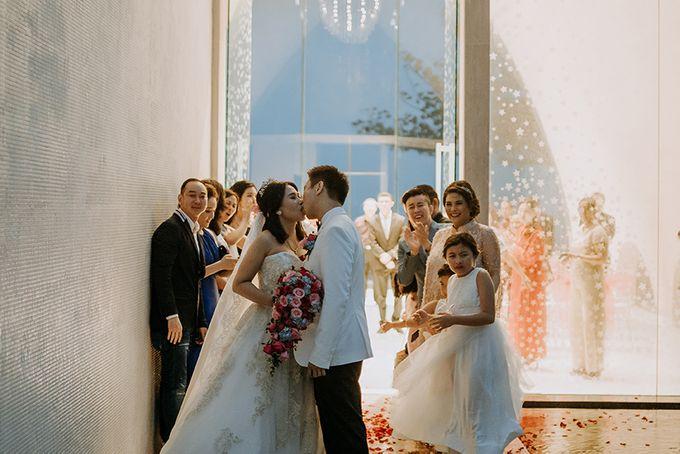 Wedding of Warren & Jennifer by Nika di Bali - 022