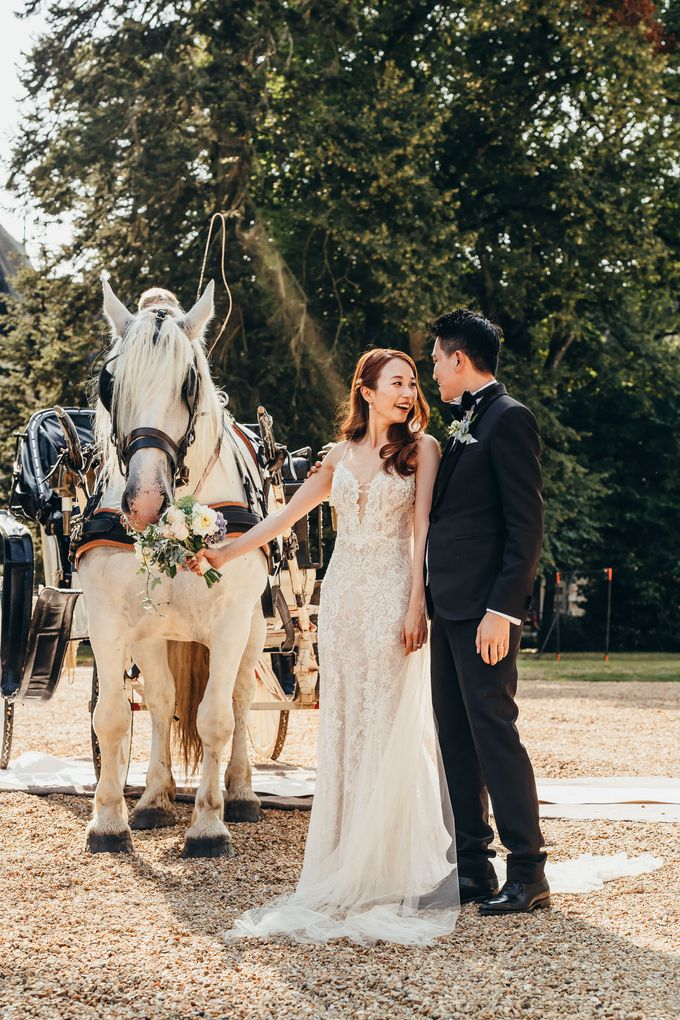 Kaylen & Anson by Chateau Challain Events - 033