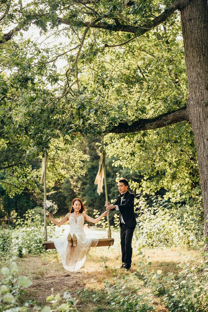 Kaylen & Anson by Chateau Challain Events - 021