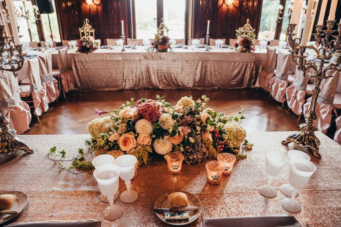 Kaylen & Anson by Chateau Challain Events - 038