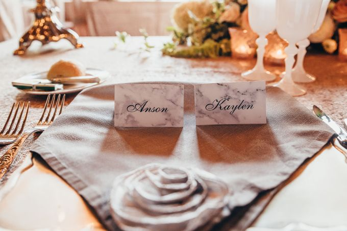 Kaylen & Anson by Chateau Challain Events - 039