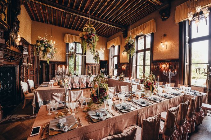 Kaylen & Anson by Chateau Challain Events - 040