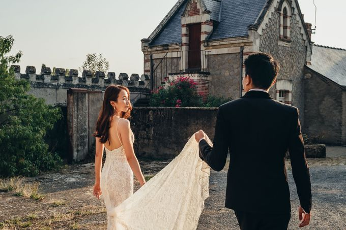 Kaylen & Anson by Chateau Challain Events - 005