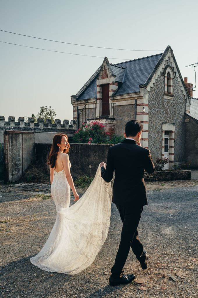 Kaylen & Anson by Chateau Challain Events - 006