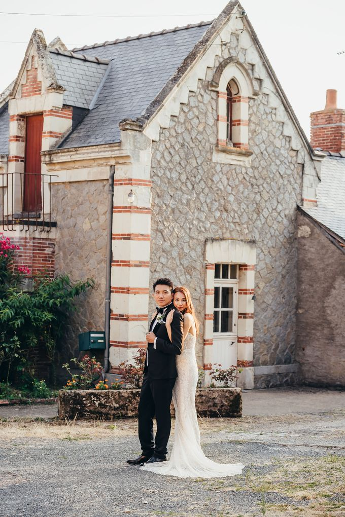 Kaylen & Anson by Chateau Challain Events - 008