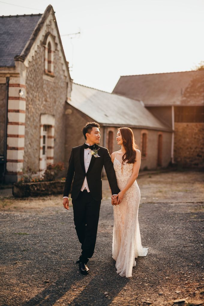 Kaylen & Anson by Chateau Challain Events - 011