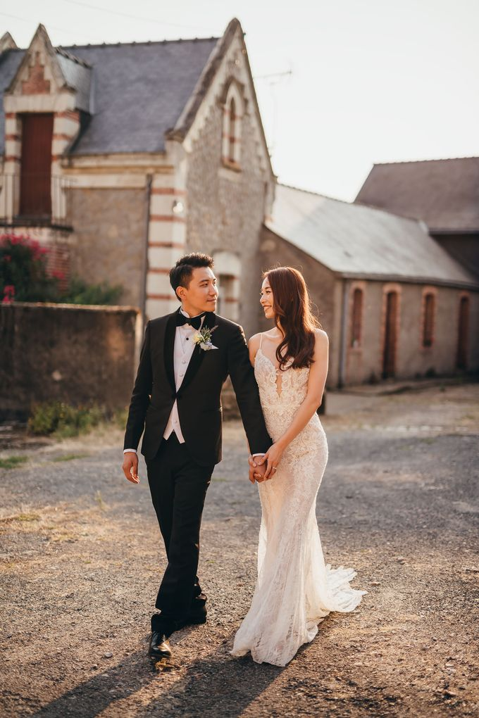 Kaylen & Anson by Chateau Challain Events - 012