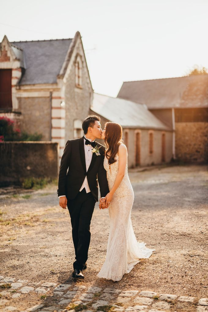 Kaylen & Anson by Chateau Challain Events - 013