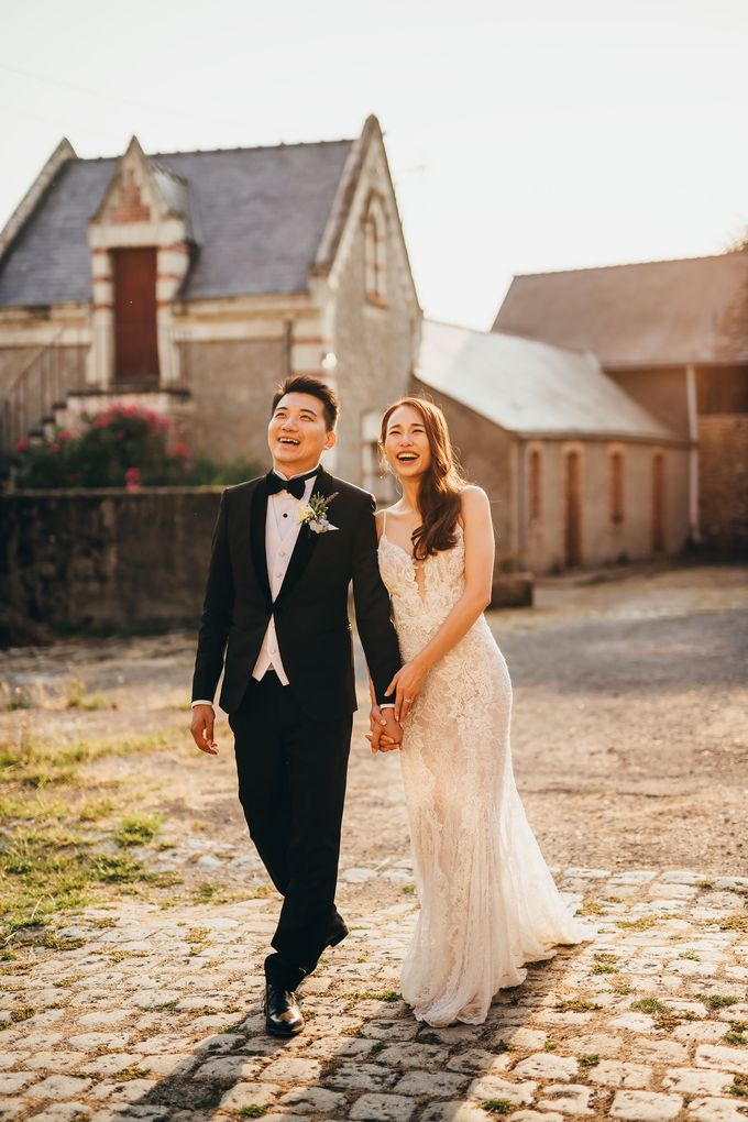 Kaylen & Anson by Chateau Challain Events - 014
