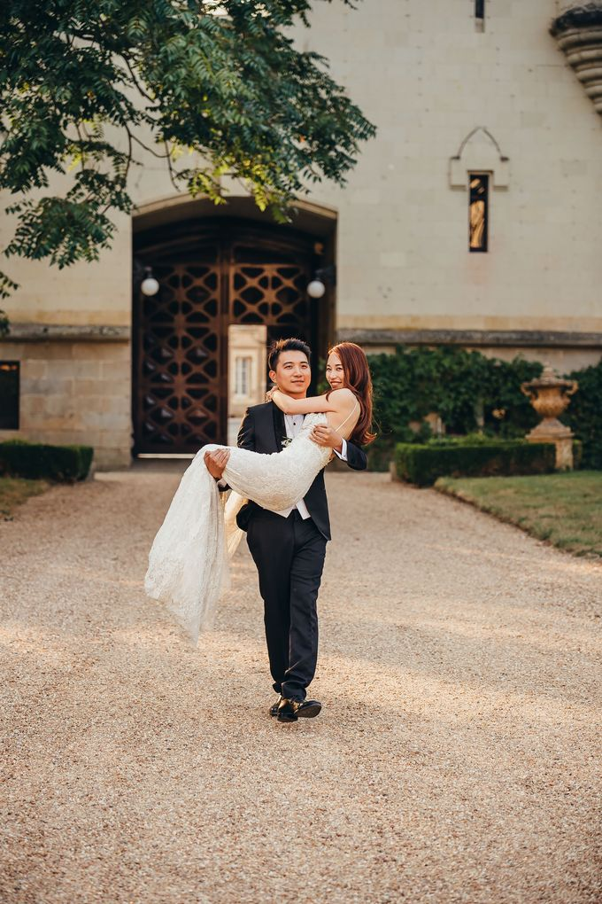 Kaylen & Anson by Chateau Challain Events - 015