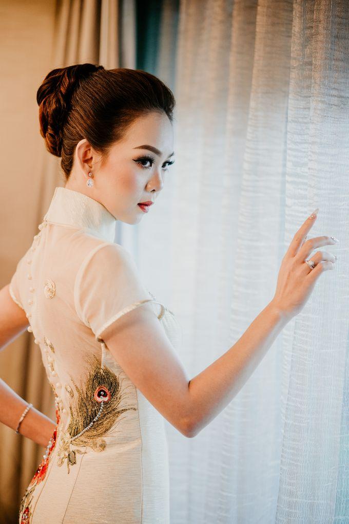 The Wedding of Leon & Audrey by Hotel Indonesia Kempinski Jakarta - 017