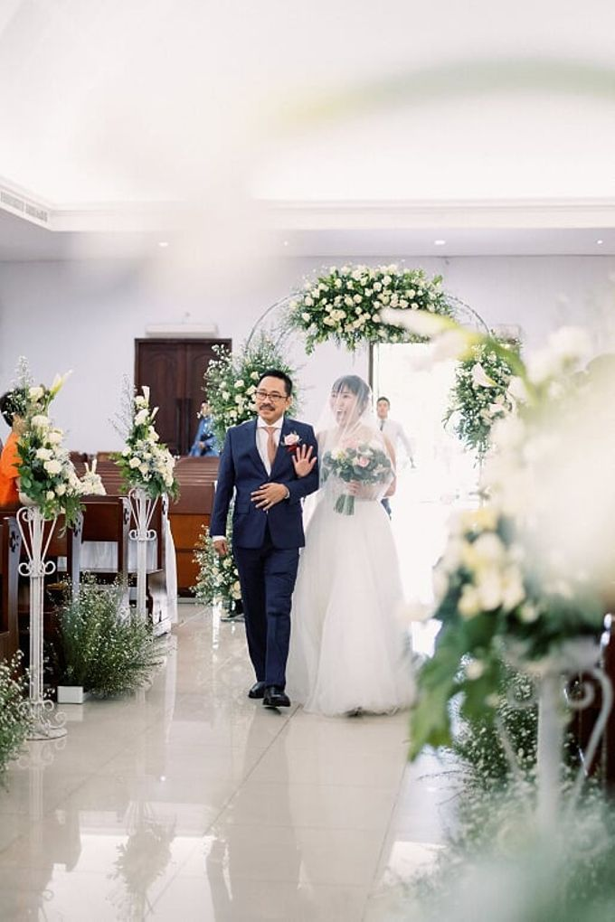 Wedding of Brian & Michelle by Nika di Bali - 018