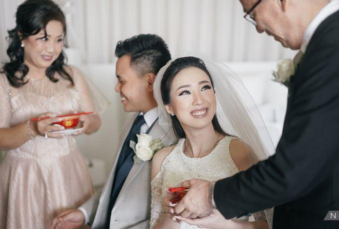 Johan & Finna Wedding by Sofitel Bali Nusa Dua Beach Resort - 018