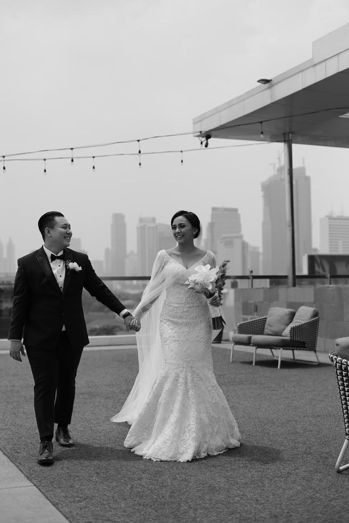 THE WEDDING OF ARIFIN & ANGEL by The Wedding Boutique - 013