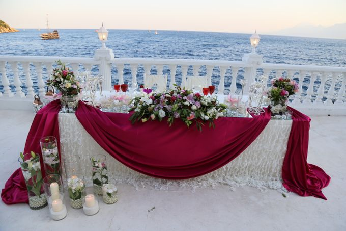 Persian wedding of Bahar & Andreas by Wedding City Antalya - 017