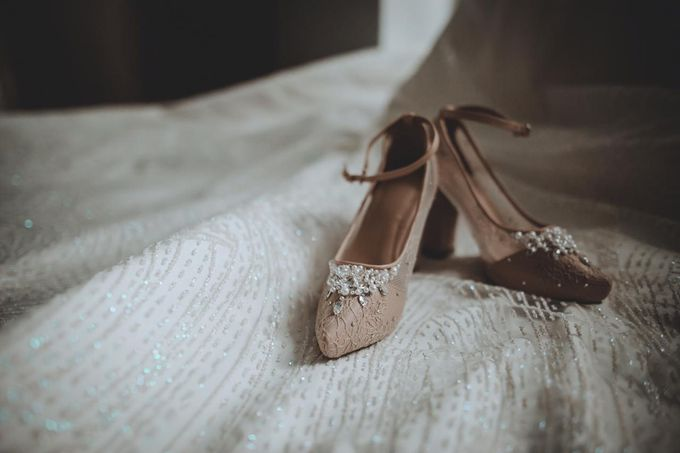 The Wedding of Stefanus & Jesslyn by Lithe Shoes - 001