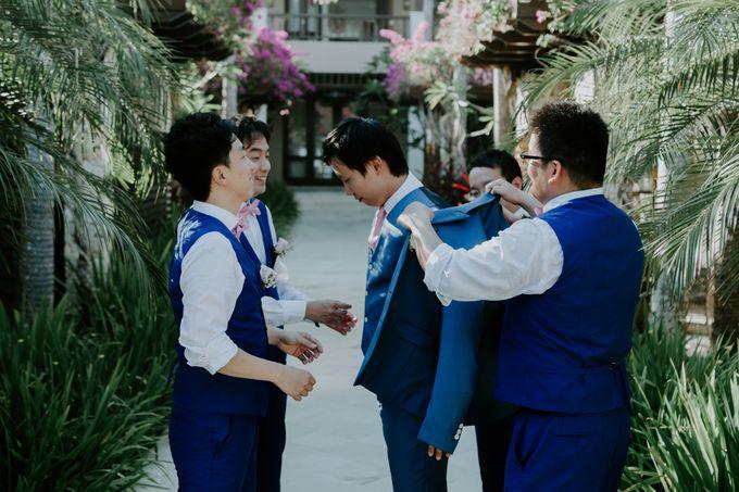The Wedding of Ryoichi & Stephanie by BDD Weddings Indonesia - 013
