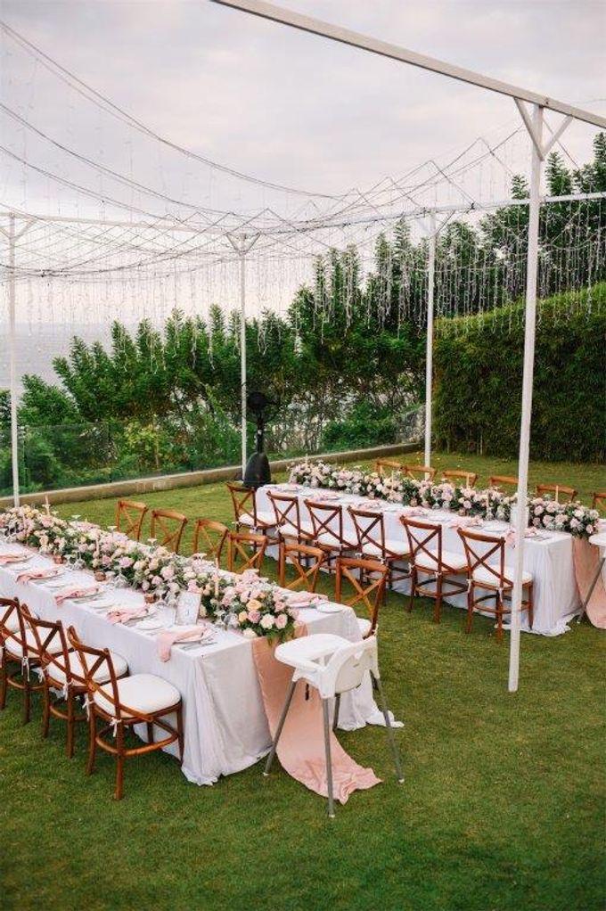 The Wedding of Donald & Larissa by BDD Weddings Indonesia - 018