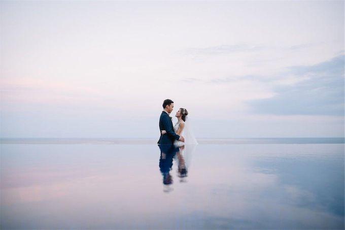 The Wedding of Donald & Larissa by BDD Weddings Indonesia - 019