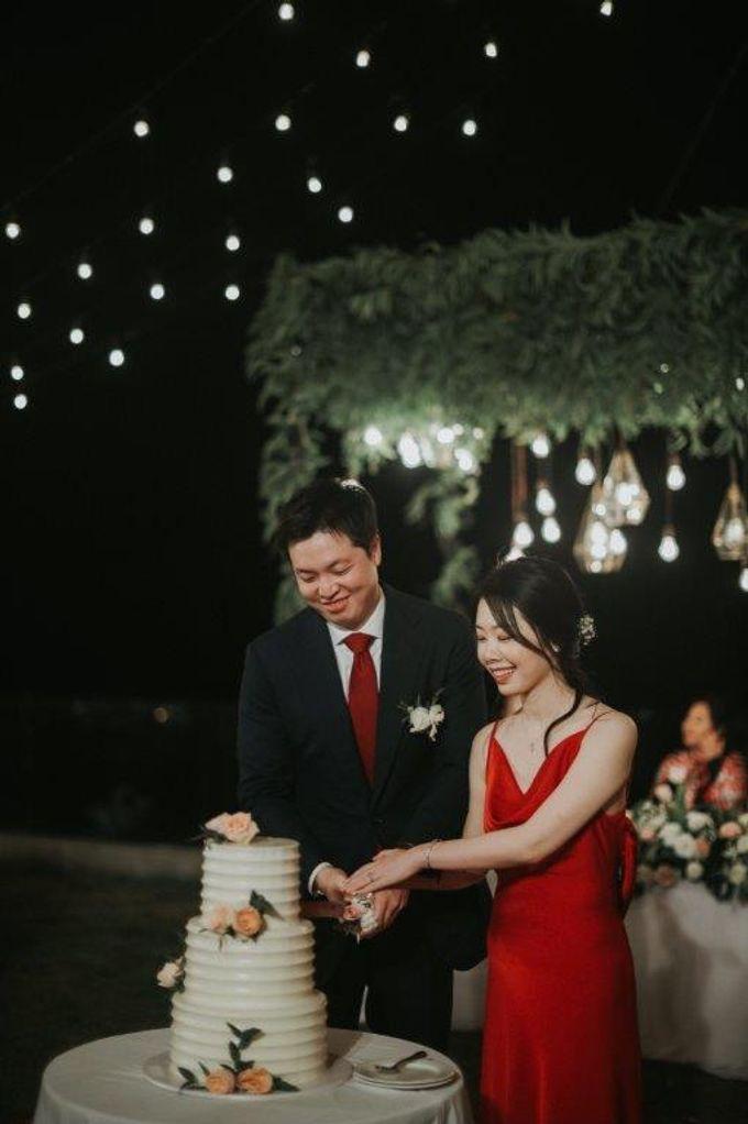 The Wedding of Benjamin & Wenjie by BDD Weddings Indonesia - 018