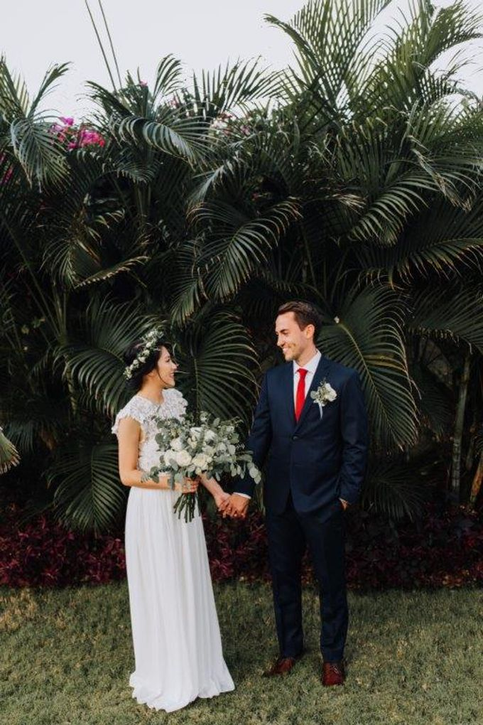 The Wedding of Christoph & Jessica by BDD Weddings Indonesia - 018