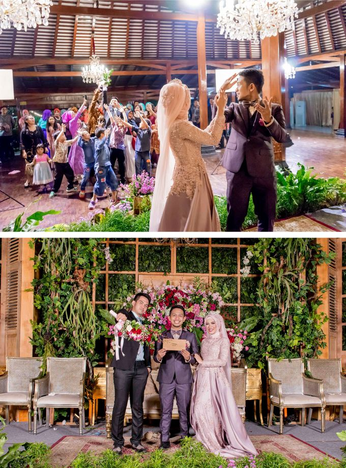 Meysa Daud Wedding Anjungan Jawa Tengah Tmii By Get Her Ring
