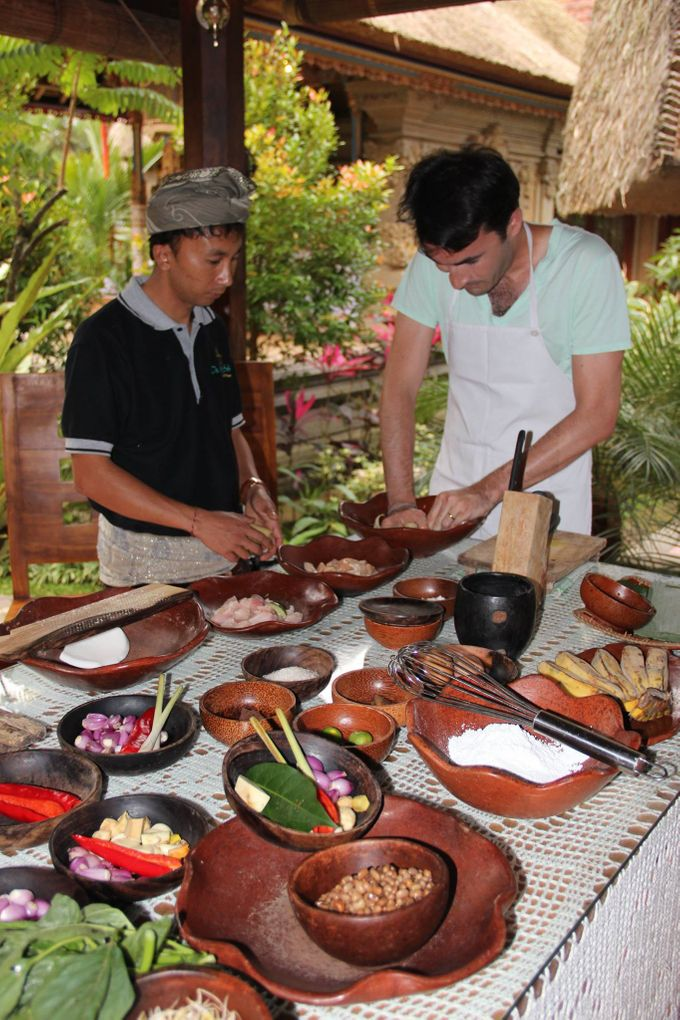 Balinese Cooking Lesson by De Umah Bali - 012