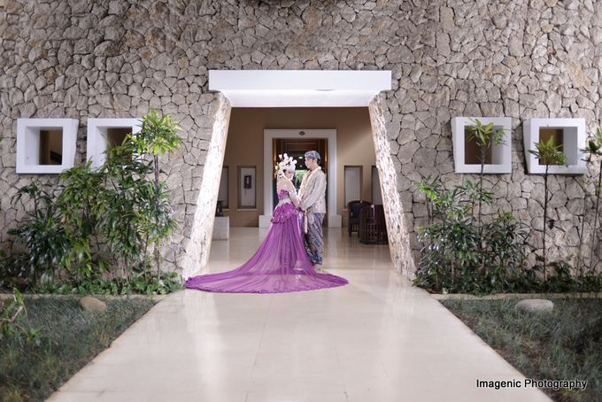 Wedding Intan & Daus by Novotel Bogor Golf Resort and Convention Centre - 020