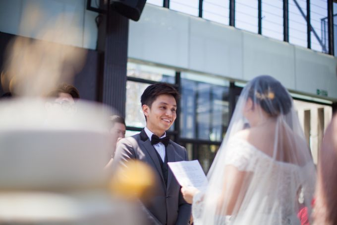 Celebrate Love with Fredrick & Joanne by Aplind Yew Production - Wedding Cinematography & Photography - 012
