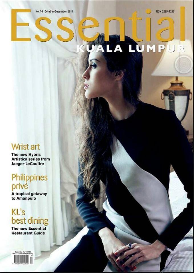 Cover Magazine - Make Up Portfolio by Dendy Oktariady Make Up Artist - 010