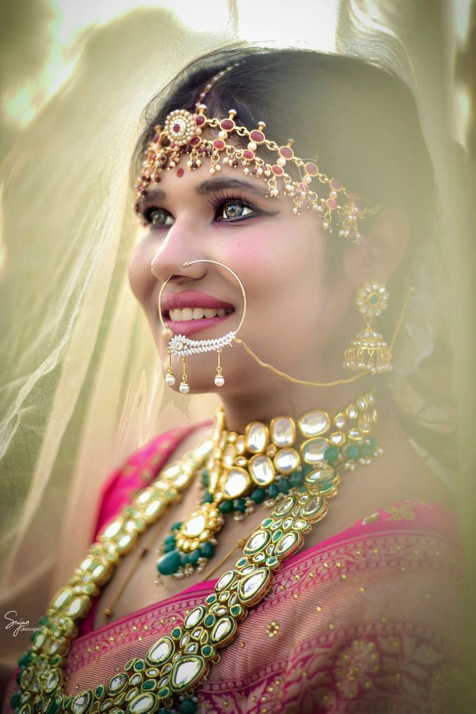 Bride Portrait by Life Touch Picture - 002