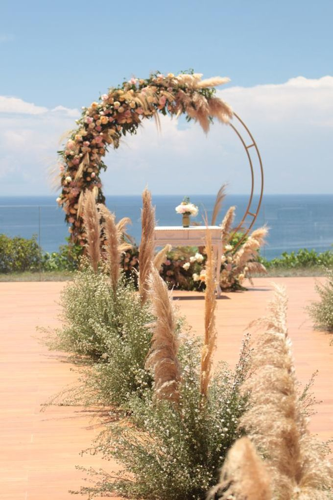 The Wedding of  Jimmy & Michele by Dua Insan Decoration - 006