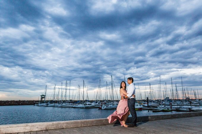 Prewedding of Annie and Allen by Widfotografia - 006