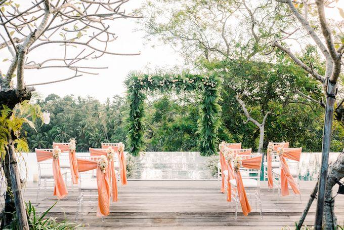 Forest Pool Wedding by Bisma Eight - 001