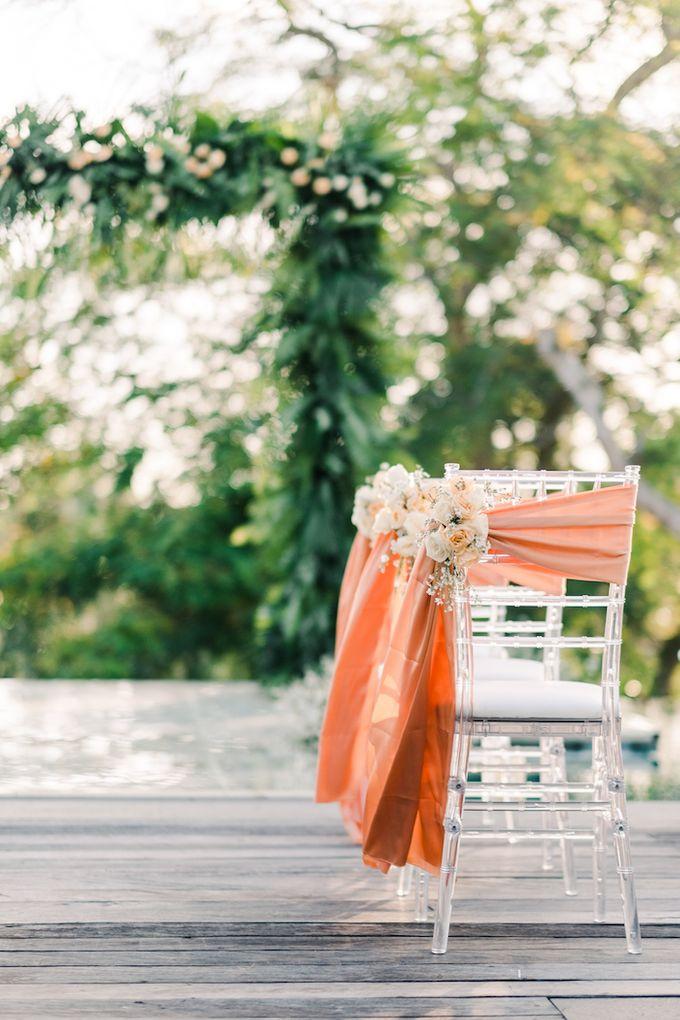 Forest Pool Wedding by Bisma Eight - 004